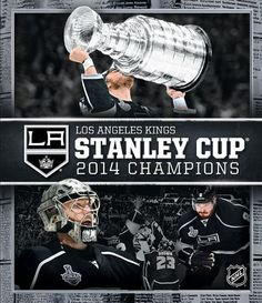 NHL: Stanley Cup 2014 Champions - Los Angeles Kings [Blu-ray] [2014]