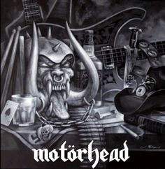 Motorhead Snaggletooth Wallpaper Motorhead snaggletooth mask