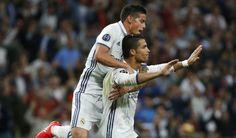 La revancha de Cristiano Ronaldo