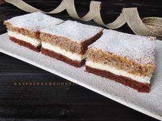 Krásny deň všetkým, ako nazvať tento koláč bola pre mňa dilema, no prvé čo ma napadlo bolo, že je neskutočné jemný ako zamat, tak ...