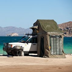 T-Top Roof Tent by Eezi-Awn
