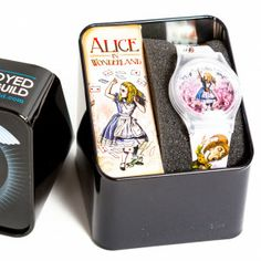 Alice in Wonderland Watch from Rigadritto, Milan
