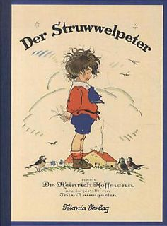 Der Struwwelpeter Buch von Heinrich Hoffmann portofrei bestellen