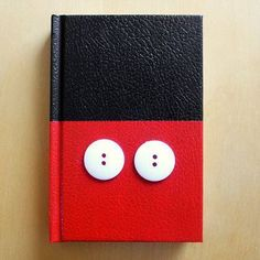 Mickey mouse journal/book  (photo only)