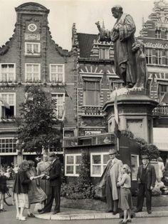 Rotterdam, Big Ben, Holland, New York City, Dutch, Cities, Black And White, History, Travel
