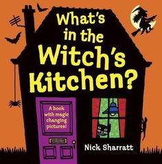What's in the Witch'