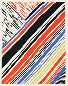 Compositions 11 by Sonia Delaunay