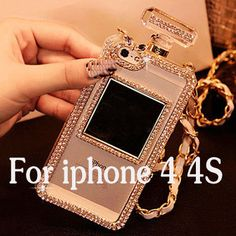 Luxury Bling Perfume Bottle Phone Case for iPhone 4 4s 5 5s 6 Plus Samsung S4 S5 S6 Note 3 Note 4 S6 Edge