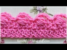 Crochet Borders – Top 5 Free Patterns | Beautiful Crochet Stuff