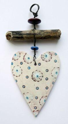 Delightful Hang Up - Heart