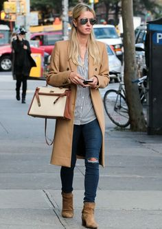 02ab896cbef6 Celebrity Street Style  28 Fall Outfits to Inspire Your Look