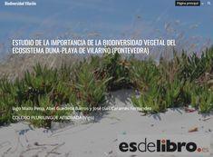 PREMIO -  Estudio de la importancia de la biodiversidad vegetal en el ecosistema duna en la playa de Vilariño (Pontevedra) - Equipo Biodiversidad. Colexio Plurilingüe Alborada (Vigo, Pontevedra). 2º ESO. Coordinado por Alberto García Mallo Alberto Garcia, Dune, Studio, Beach