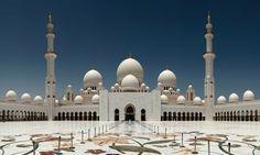 Grande Mesquita Sheikh Zayed, Emirados Árabes Unidos