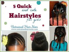 Quick Cute Hairstyles Quick Cute Hairstyle  Nice Hairstyles For Girls  Pinterest  Girl