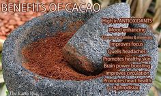 Cacao Benefit Techniques And Strategies For Landscaping Healthy Eating Habits, Keeping Healthy, How To Stay Healthy, Healthy Living, Cacao Benefits, Health Benefits, Wellness Tips, Health And Wellness, Healthy Chocolate Smoothie