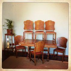 ANOUK offers an eclectic mix of vintage/retro furniture & décor.  Visit us: Instagram: @AnoukFurniture  Facebook: AnoukFurnitureDecor   September 2015 Cape Town, SA. Decoration, Bar Stools, Art Deco, Dining, Facebook, Furniture, Instagram, Home Decor, Retro Vintage