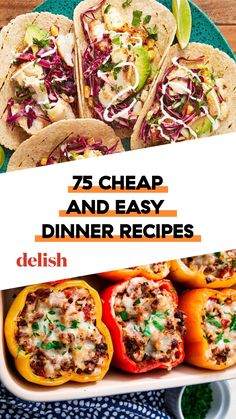 These will make you want to ditch takeout for good. Cheap Easy Meals, Inexpensive Meals, Frugal Meals, Quick Meals, Freezer Meals, Cooking On A Budget, Easy Cooking, Slow Cooker Recipes, Cooking Recipes