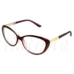 d80933be9 Women Eyeglasses Frame Fashion Cat Eye Clear Lens Ladies Eye Glasses  Spectacles-in Eyewear Frames from Women's Clothing & Accessories on  Aliexpress.com ...
