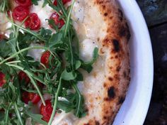 Una Pizza Napoletana pizzaiolo Anthony Mangieri relocated from Manhattan so he could mountain bike in Marin County and make #pizza in San Francisco's SoMa.