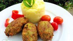 Brokolicové noky s bramborovou kaší