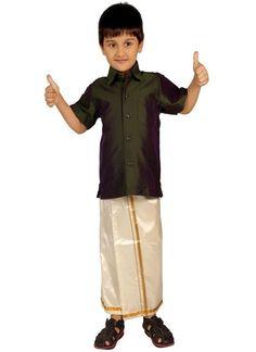 Shop Online Casual #KidsDhoti @Chennaistore.com