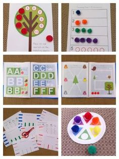Huge printable preschool tot pack for toddlers! Theme includes owls, birds, and trees--great for spring! So many activities and worksheets... tracing, matching, counting, coloring, cutting, numbers, and alphabet! Hmmm... great for a rainy day! by pam