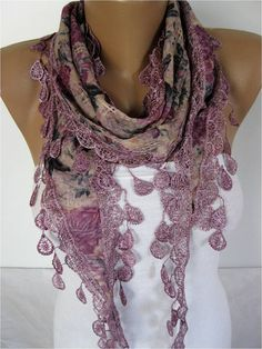 ON SALE  Scarf  women scarves   fashion scarf  gift by MebaDesign, $12.90