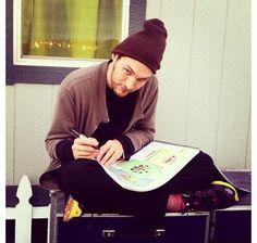 Josh Klinghoffer via Josh Klinghoffer, John Frusciante, Music Love, The Beatles, Bands, Actors, Chilis, Boyfriends, Hot Guys