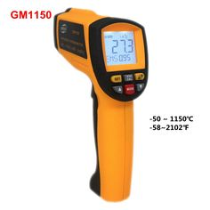 42.00$  Buy now - http://alidmx.worldwells.pw/go.php?t=32707963295 - GM1150 Infrared Laser Temperature Meter Monitor -50 ~ 1150C ( -58~2102 F) IR Thermometer Gun Point with LCD Backlight
