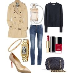"""""""Untitled #244"""" by chicandglamorous on Polyvore"""