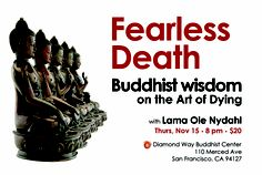 For those in San Francisco who are interested in Buddhism....