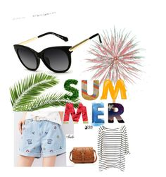 Summer by tichia-b on Polyvore featuring polyvore, fashion, style and clothing