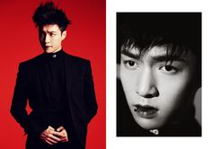"""[OFFICIAL] EXO EX'ACT """"Monster"""" LAY teaser images"""
