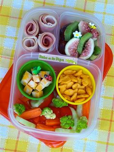 Bentos on the Bayou: 5 Minute Garden Lunch