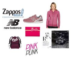 """Run the World in New Balance"" by rawal-sadhana on Polyvore featuring New Balance Classics, New Balance and NewBalance"
