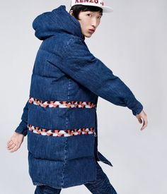 The Full Kenzo x H&M Lookbook is Here - Fashionista