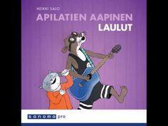 Apilatien aapinen, Laulut CD: Viikonpäivät-laulu - YouTube