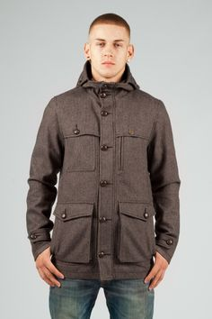 #FLY53 Kino Tweed Jacket is getting some love