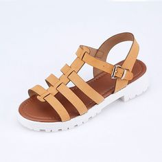 Buy Cheap Enjoy Free Shipping Pay With Paypal Finn Women's Usedom Fashion Sandals Wei? (Weiss) 6 NXA9c