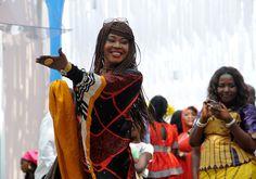 Expo 2015: le immagini dell'inaugurazione del padiglione Senegal