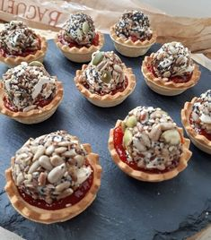 Food N, Easy Snacks, Salad Recipes, Catering, Sandwiches, Cheesecake, Muffin, Appetizers, Cooking Recipes