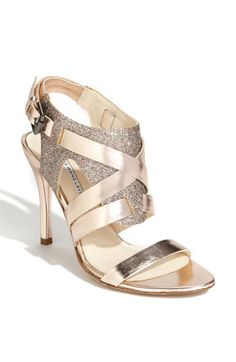 These shoes are outstanding...but maybe too glitzy and reviewers say they are hard to walk in...thoughts?