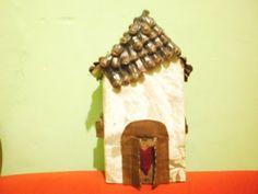 Mastercuca: Peso de porta feito de caixa de leite