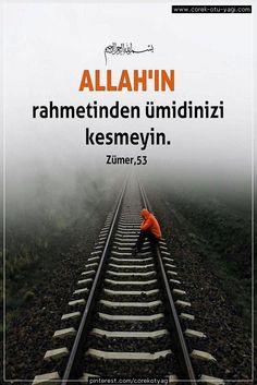 #AllahınEmirleri #KuranıKerim #KuranAyetleri #ResimliAyetler #islam #islamicquotes #corekotuyagi Quran In English, Quran Pdf, Quran Recitation, Allah Islam, Sufi, Meaningful Words, Quotes About God, Islamic Quotes