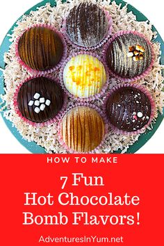 Hot Chocolate Gifts, Christmas Hot Chocolate, Cocoa Chocolate, Homemade Hot Chocolate, Chocolate Heaven, Hot Chocolate Recipes, Chocolate Coffee, Hot Cocoa Bar, Hot Cocoa Mixes