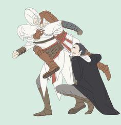 Altair is MINE by *doubleleaf on deviantART