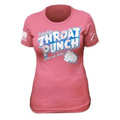 Since 1776, refreshing throat punch has been served worldwide to anyone questioning your patriotism. Starting at $19.95 on GruntStyle.com Made in America by Americans.