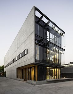 Gallery of Multicarpet Rollux Showroom / +arquitectos - 16