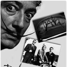 Dalí and Vespa