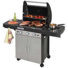 LandLove - Magazine - Win a Campingaz 3 Series Classic Barbecue!